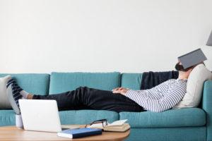 man snoring while sleeping stop snore